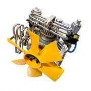 Головка компрессорная для КВД100/300 с системой фильтрации