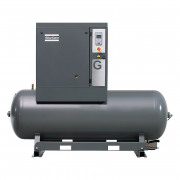 Винтовой компрессор Atlas Copco G11 13P на 270 литров