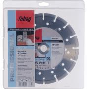 Алмазный отрезной диск Fubag Beton Pro D230 мм/ 22.2 мм [10230-3]