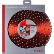 Алмазный отрезной диск Fubag Stein Pro D350 мм/ 30-25.4 мм [11350-6]