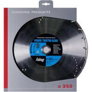 Алмазный отрезной диск Fubag Power Twister Eisen D350 мм/ 30-25.4 мм [82350-6]