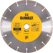 Диск алмазный сегментированный универсальный DEWALT DT3731