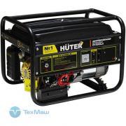 Электрогенератор бензиновый DY3000LX-электростартер Huter