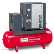 Винтовой компрессор на ресивере с осушителем FINI MICRO 5.5-10-270 ES