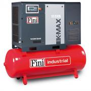 Винтовой компрессор на ресивере с осушителем, с частотником FINI K-MAX 1108-500F ES VS
