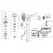 Уплотнительное кольцо 35.5х3.55 (№19) для FROSP K‑N851