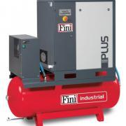 Винтовой компрессор на ресивере FINI PLUS 8-10-270 ES