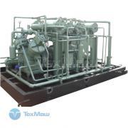Промышленный компрессор высокого давления FROSP КВД 2000/300
