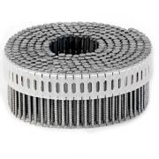 Гвозди на пластиковой ленте 2,1х27 мм кольцевые