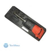 Пневмогайковерт FROSP ПГ-352К в пластиковом кейсе и с головками