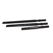 Пика-зубило L=500 мм для рубильных молотков МР-5, МР-22, МР-36