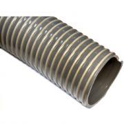 Шланг ассенизаторский морозостойкий ПВХ 102 мм (30 м) серый 100SM