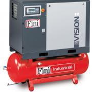 Винтовой компрессор на ресивере с осушителем, с частотником FINI VISION 1110-270F-ES VS