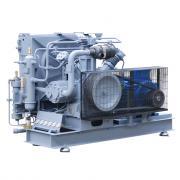 Компрессор высокого давления FROSP КВД 2500/350