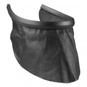 Накладка кожаная для защиты шеи и верхней части груди (натуральная кожа)