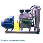 Компрессор 4ВУ1-5/9-M3 без автоматики (модификация без электродвигателя и рамы)