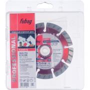 Алмазный отрезной диск Fubag Stein Pro D125 мм/ 22.2 мм [11125-3]