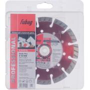 Алмазный отрезной диск Fubag Stein Pro D150 мм/ 22.2 мм [11150-3]