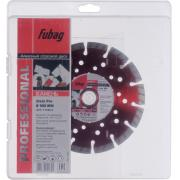 Алмазный отрезной диск Fubag Stein Pro D180 мм/ 22.2 мм [11180-3]