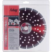 Алмазный отрезной диск Fubag Stein Pro D230 мм/ 22.2 мм [11230-3]