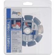 Алмазный отрезной диск Fubag Universal Pro D115 мм/ 22.2 мм [12115-3]