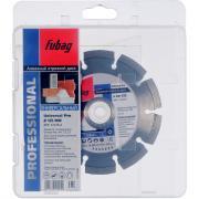 Алмазный отрезной диск Fubag Universal Pro D125 мм/ 22.2 мм [12125-3]