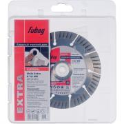 Алмазный отрезной диск Fubag Stein Extra D125 мм/ 22.2 мм [31125-3]