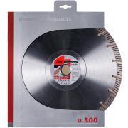 Алмазный отрезной диск Fubag Stein Extra D300 мм/ 25.4 мм [31300-4]