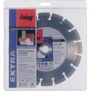 Алмазный отрезной диск Fubag Universal Extra D230 мм/ 22.2 мм [32230-3]