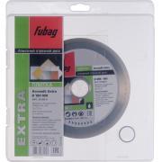 Алмазный отрезной диск Fubag Keramik Extra D180 мм/ 30-25.4 мм [33180-6]