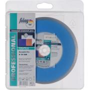 Алмазный отрезной диск Fubag Keramik Pro D150 мм/ 25.4 мм [58113-4]