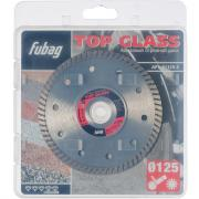 Алмазный отрезной диск Fubag Top Glass D125 мм/ 22.2 мм [81125-3]