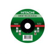 Диск отрезной по кирпичу и бетону 125х3 Hitachi