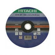 Диск отрезной по металлу 230 мм Hitachi