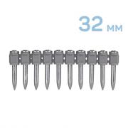 Дюбель-гвоздь по стали DNC 3.7х32мм [DNC32]