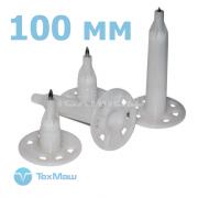 Дюбель для теплоизоляции 100 мм (1000 шт) под газовый пистолет [BWD 100-60-52]