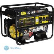 Электрогенератор бензиновый DY6500LX-электростартер Huter