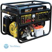 Электрогенератор бензиновый DY8000LX-3 Huter