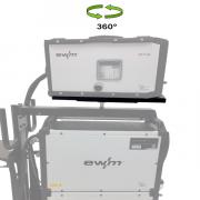 Поворотная консоль для механизмов подачи проволоки EWM ON PS Trolly 55-5 / 55-6 drive D200