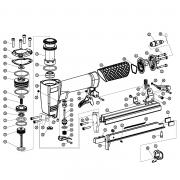 Tension spring (№50) для FROSP K-8016B