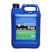 Масло компрессорное KRAFT-OIL P46/5л