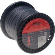 Триммерная леска Fubag FR сечение круглое (90 м x 2,4 мм)