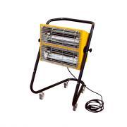 Электрический инфракрасный нагреватель воздуха MASTER HALL3000