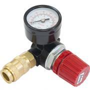 """Регулятор давления RD-001 с манометром 0-12 бар (внутренняя резьба 1/4"""") Fubag [220001]"""