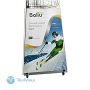 Рекламная магнитная поверхность для уличных обогревателей Ballu