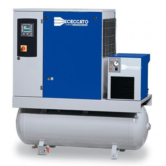 Винтовой компрессор CECCATO CSA 20/8 270 D G2