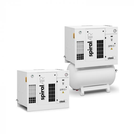 Спиральный безмасляный компрессор ALUP SpiralAir 2-8 SPR5 10 IEC 400 50 3