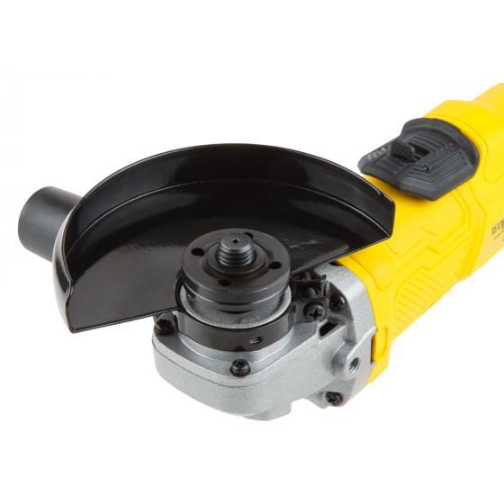 Одноручная углошлифмашина MOLOT MAG 1208-1 в кор. (800 Вт, диск 125х22 мм) (MAG120810027)