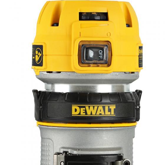 Окантовочный фрезер DEWALT D26200