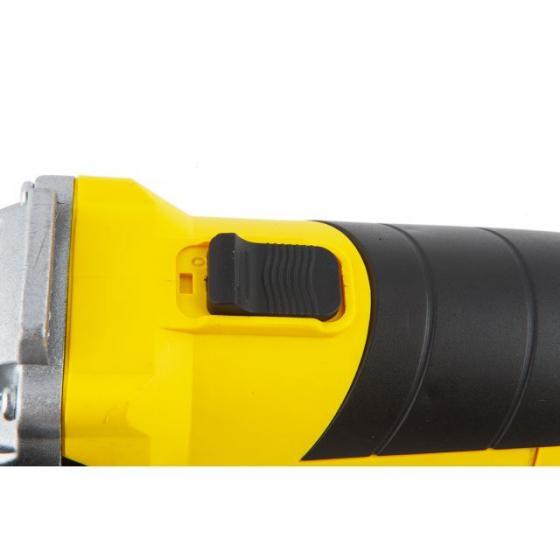 Одноручная углошлифмашина MOLOT MAG 1209 в кор. (850 Вт, диск 125х22 мм, без регул. об.) (MAG12090019)